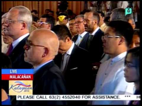 Kalayaan 2014: Vin D' Honneur; Philippine Independence Day [06/12/14]