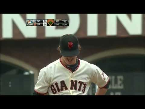 Tim Lincecum 2nd No Hitter [Full Game HD]