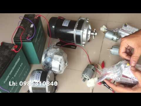Mạch chỉnh tốc độ các loại motor công suất cực lớn 500W-24V-25A. Chỉnh điện từ 0-24V bằng triết áp.