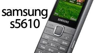 Samsung S5610 5 Rzeczy, Które Powinieneś Wiedzieć O