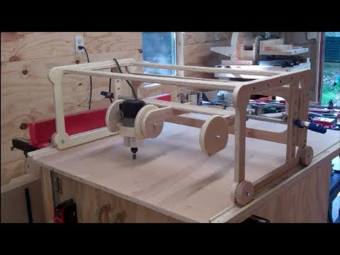 Duplicator Copy Carver Router Part 1 Youtube