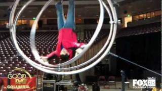 Tyler's Travels: Ringling Brothers Adventure