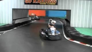 Rebel Go Kart Challenge Trailer