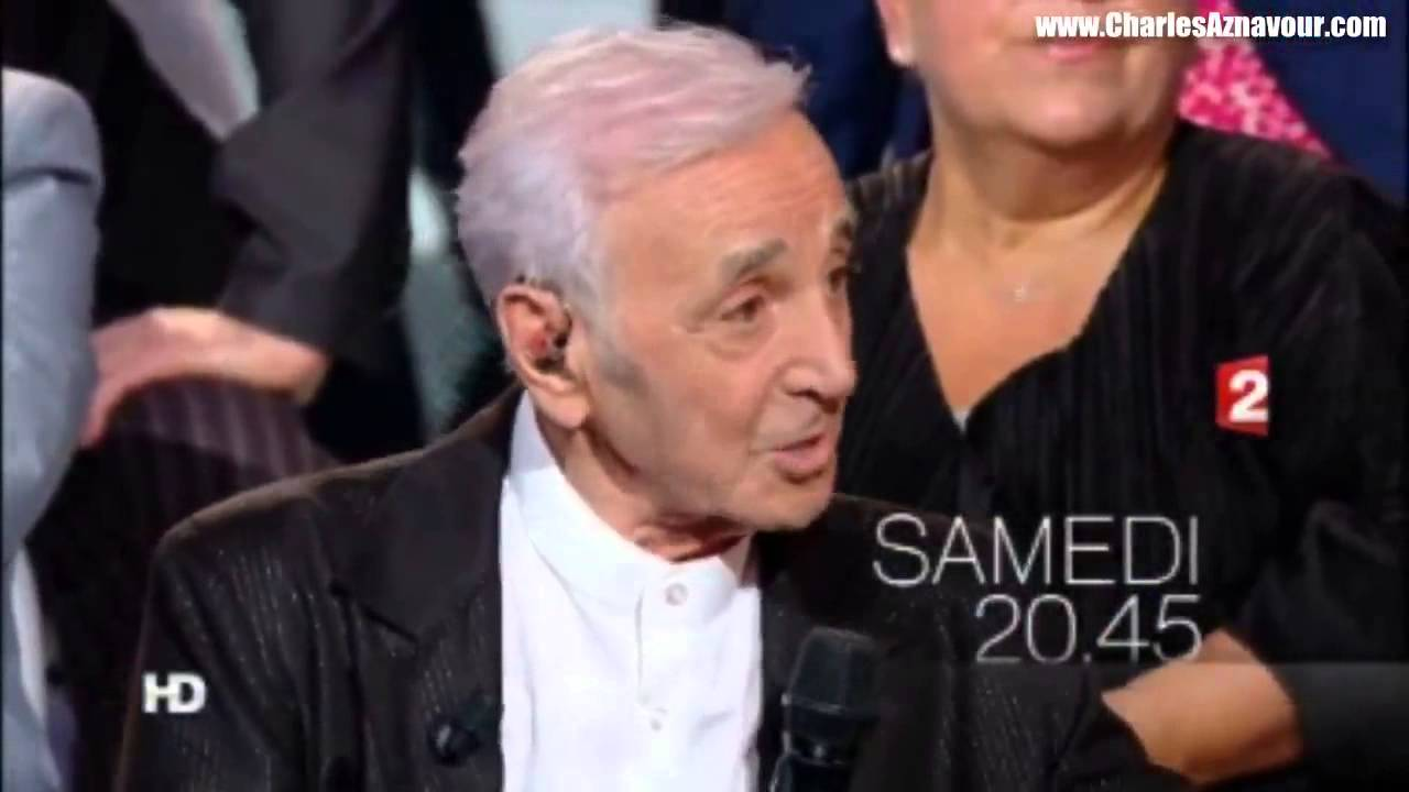 replay aznavour france 2