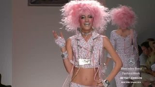 Betsey Johnson Spring/Summer 2014 Video - New York