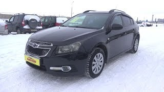2012 Chevrolet Cruze 1.6 AT. Start Up, Engine, and In Depth Tour.. MegaRetr