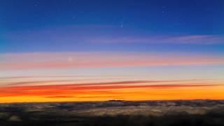 Kometa (ISON) nad Teneryf�
