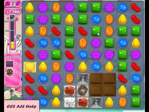How To Survive Level 347 In Candy Crush