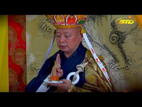 Lễ Trai Đàn Chẩn Tế tại Pháp Viện Minh Đăng Quang - TT Thích Lệ Trang