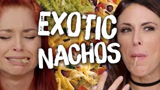 6 Exotic Nachos From Around The World (Cheat Day)