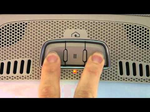 Programming Homelink To Intellig And Trilog Garage Door