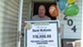 PCH October 8th $10,000 Winner: David McKinnis, Odessa, TX