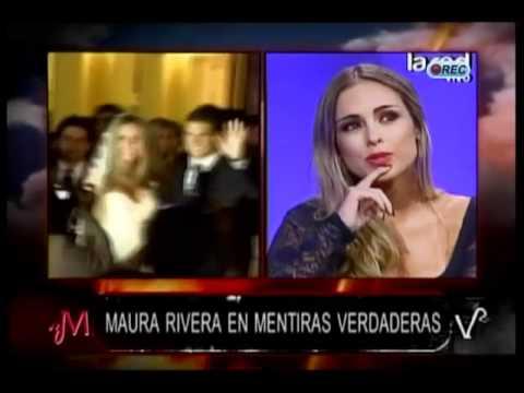 Maura Rivera habla de su vida en Rusia con Mark González: