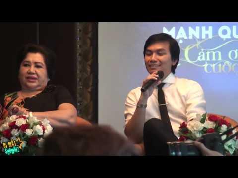 [8VBIZ] - Sau 20 năm Phi Nhung hỏi Mạnh Quỳnh có yêu mình không?