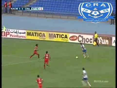 Kawkab de Marrakech 1-2 Chabab Rif Hoceima