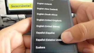 Como Cambio El Idioma De Mi Samsung Galaxy S3 Español