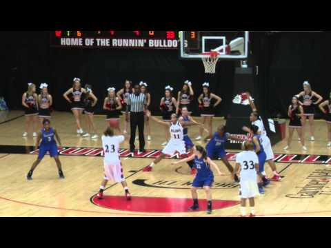 Gardner-Webb Women's Basketball: Presbyterian College Highlights (1-25-14)