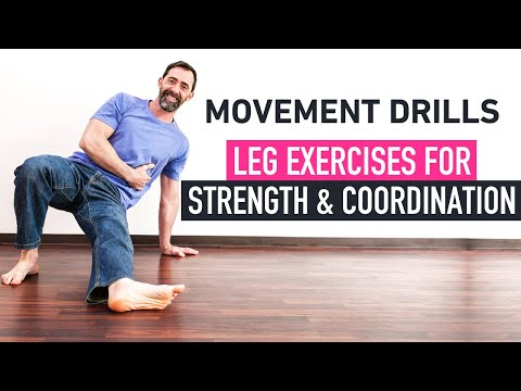 Creative Lower-Body Drills for Coordination and Strength