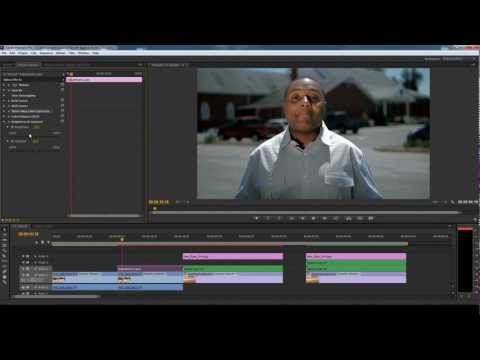 Advanced color correction and color grading tutorial Premiere Pro CS6 ( Canon T2i/60D )