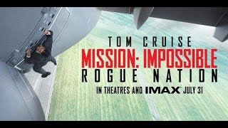 AMC Movie Talk MISSION IMPOSSIBLE: ROGUE NATION Trailer