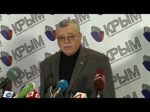 Crimean offical confirms referendum on joining Russia