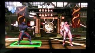 FATALITY's Mortal Kombat-Parte 1 De 2 PS-VITA
