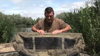 Puść film :: CARP FISHING TV :: The STR Flotation Weigh Sling Explained...