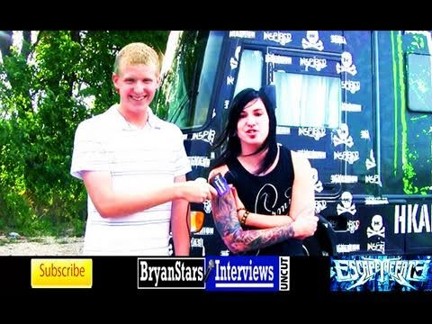 Escape The Fate Interview Craig Mabbitt UNCUT 2011