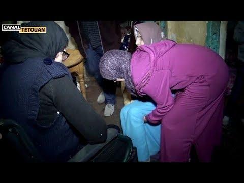 مــأســاة فــي حي ديور المخزن بمدينة تطوان (شاهد الروبورتاج)