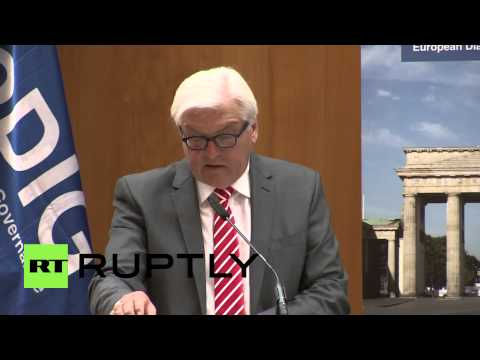 Germany: Snowden has eroded trust in US, European govts - Steinmeier
