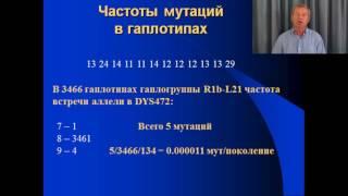 """""""Практический курс ДНК-генеалогия"""" - лекция 8"""