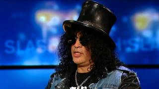 George Tonight: Slash