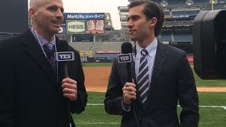 Live from Opening Day at Yankee Stadium -- The Chris Shearn Show