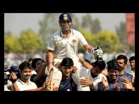 Tribute To Sachin Tendulkar ::::