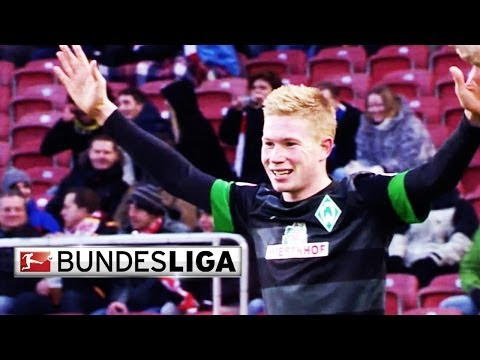 Top 5 Goals - Kevin de Bruyne
