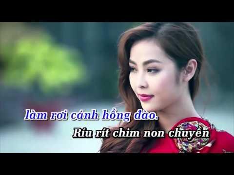 Con Bướm Xuân Remix karaoke - Phùng Ngọc Huy