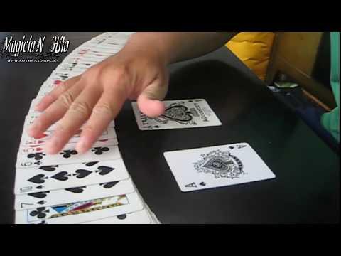 Ảo thuật cùng hito - hướng dẫn 10: Trick tiên tri đơn giản