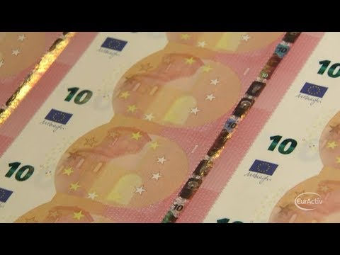 ECB introduces new 10 euro notes