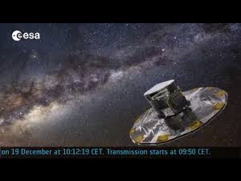 GAIA space telescope launches on mission to map the Milky Way in 3D. The Billion Star Surveyor