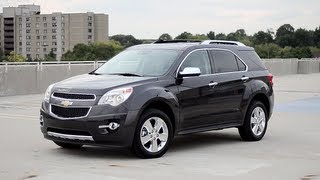 2012 Chevy Equinox Review Brenengen Auto videos