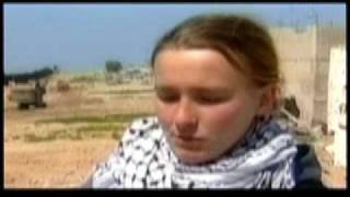 Rachel Corrie Interview