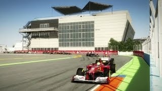 F1 2012 Innovations Trailer