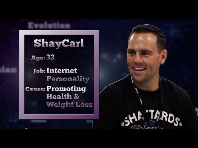 Shaycarl on Weight Loss, Shaytards, and Happiness | WHO ARE YOU? Ep. 2