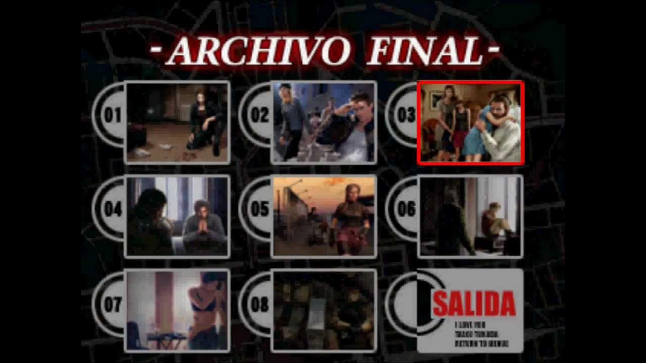"[OFFLINE] Resident evil 3 Savedata 100% ""ePSXe"" Maxresdefault"