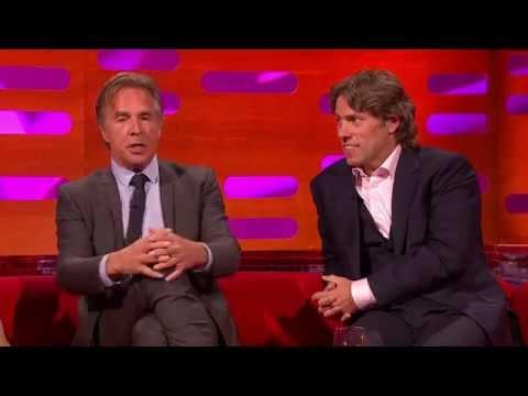 The Graham Norton Show S15E12 - Don Johnson talks about Dakota Johnson and Fifty Shades Of Grey