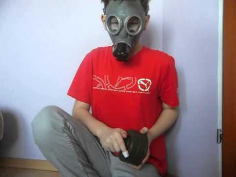 Maska przeciwgazowa mc1