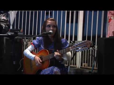Francielle Oliveira  - musica Fran da Viola ao vivo