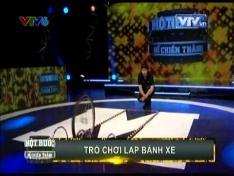 Gameshow Một Bước Để Chiến Thắng (3/12) - Quang Đăng, Harry Lu, Thái Trinh