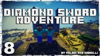 [Coop] Minecraft Diamond Sword Adventure. #8: Слишком много чешуйниц.