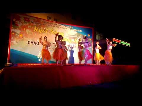 Nhảy Thổ Dân ( tazan)  DH Tài Nguyên Và Môi Trường HN